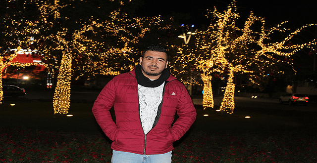 الفنان محمد عصام يكشف عن آخر أعماله